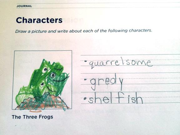 Threefrogs