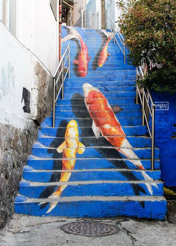 FishStairs